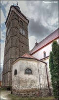 Image for Church of the Assumption of the Virgin Mary  / Kostel Nanebevzetí Panny Marie - Slavonice (South Bohemia)