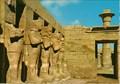 Image for Ramses III Court, Amon-Ra Temple - Karnak