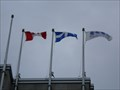 Image for Municipal Flag Salaberry-de-Valleyfield, Qc, Canada