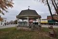 Image for St. Clair County Courthouse Gazebo - Osceola, Missouri