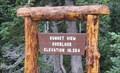 Image for Sunset View Overlook -- Cedar Breaks National Monument, nr Cedar City UT, 10354