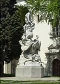 Image for Sousoší z Merkurovy kašny / Statuary of the Mercury Fountain  - Biskupský dvur (Brno - South Moravia)