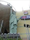 Image for Statue of Liberty - Barra Shopping mall - Rio de Janeiro, Brazil