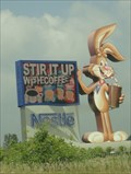 Image for The Nestle Bunny, Anderson, Indiana