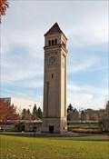 Image for Burlington Northern Clock Tower - Spokane, WA