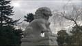 Image for Lions, Kew Gardens Palm House, Kew, Surrey UK