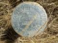 Image for USGS Benchmark - Warnerville Road
