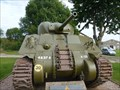Image for Char M4 A4T Sherman -Arracourt-Lorraine,France