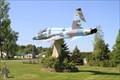 Image for Northrop T38A Talon Trainer - Brushton, NY