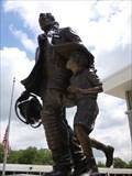 Image for Volenteer Fireman  Memorial - Bartow - Florida.
