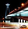 Image for UFO on the SNP Bridge - Bratislava, Slovakia
