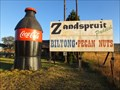 Image for Giant Coke Bottle - Zandspruit
