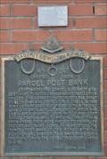 Image for Parcel Post Bank ~ 247