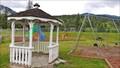 Image for Silverton Children's Playground Gazebo - Silverton, BC