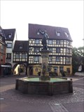 Image for Fontaine Schwendi - Colmar, Alsace, France