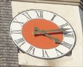 Image for Clock St. Ulrich Church Wertach, Germany, BY