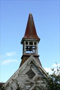 Image for An old church — Wairio, New Zealand