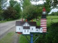Image for West Quoddy Lighthouse Mailbox