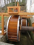 Image for Water wheel on Scherzenmuhle - Weidenberg, BY, Germany