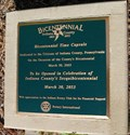 Image for Indiana County, Pennsylvania Bicentennial Time Capsule