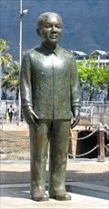 Image for Nelson Mandela - Cape Town, South Africa