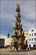 Image for The Holy Trinity Column / Sloup Nejsvetejší trojice - Jindrichuv Hradec (Czech Republic)