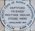 Image for Deptford Friends' Meeting House - Deptford High Street