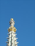 Image for NGI Meetpunt: 31C96C1 - Monument Leopold I, Laeken, Belgium