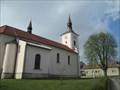 Image for Kostel sv. Martina - Pteni, Czech Republic