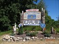 Image for Welcome Sign-North Webster,IN 46555