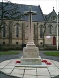 Image for Combined World War Memorial Cross St Paul's Church – Ramsbottom, UK