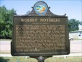 Image for Wolsey Notables