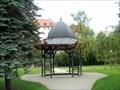 Image for Altánek v Jezuitské zahrade, Ceský Krumlov, Czech Republic