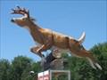 Image for Grassa Giant Deer - Ludington, MI.