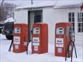 Image for Mobil Gas Pumps - Ogdensburg, WI