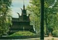 Image for Fantoft Stave Church - Bergen