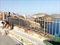Image for Old castle in Oia, Santorini Island