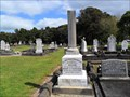 Image for Armstrong -   Whangarei Cemetery, Northland, New Zealand