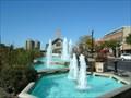 Image for Martin Memorial Plaza Fountain - Wheaton, IL