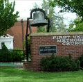 Image for United Methodist Church Bell, Pratt, Kansas