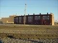 Image for Union Pacific Roundhouse -- Cheyenne WY