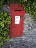 Image for Post Box, Stryd Maelgwyn, Machynlleth, Powys, Wales, UK