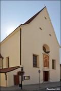 Image for Kostel sv. Jana Krtitele a Kapucínský klášter  / Church of St. John the Baptist and Capuchin monastery (Znojmo, South Moravia)