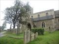 Image for St. John the Baptist Church Cemetery - Holywell, England