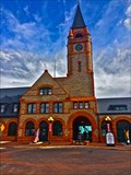 Image for Union Pacific Railroad Depot Lucky 7 - Cheyenne, WY