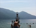 Image for Diving Platform at the Lido - Ascona, TI, Switzerland