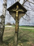 Image for Wayside cross north from Willenhofen, Germany