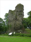 Image for Llantrisant Castle - Ruin - Wales.