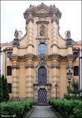 Image for Church of St. Joseph at Lesser Town / Kostel Sv. Josefa na Malé Strane (Prague)