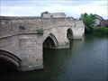Image for st  Ives Stone Bridge